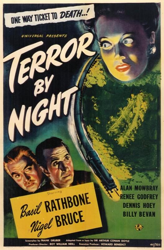 Terrore di notte - locandina