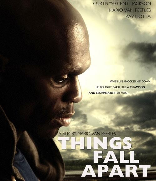 Things Fall Apart: la locandina del film