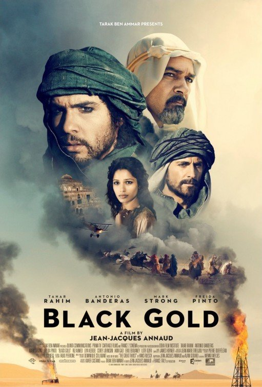 Black Gold: nuovo poster USA
