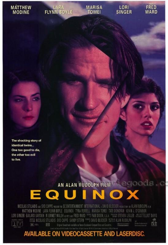 Equinox: la locandina del film
