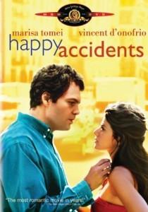Happy Accidents: la locandina del film