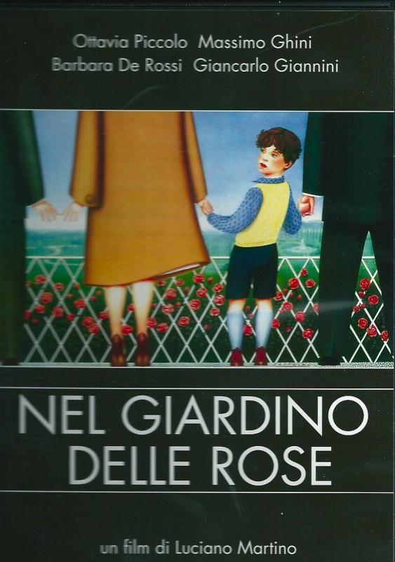 Nel giardino delle rose: locandina promozionale del DVD