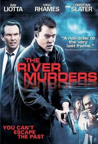 The River Murders: la locandina del film