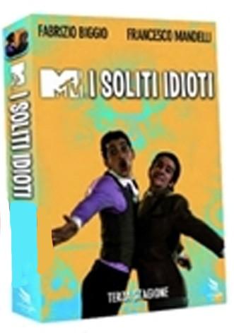 La copertina di I soliti idioti - Stagione 3 (dvd)