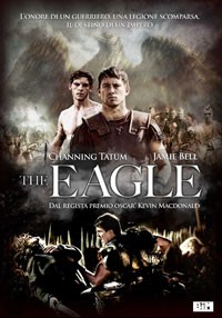 La copertina di The Eagle (dvd)