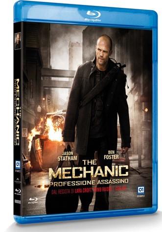 La copertina di The Mechanic - Professione assassino (blu-ray)
