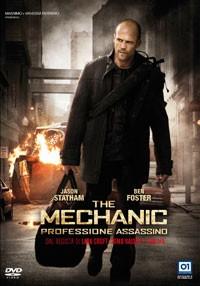 La copertina di The Mechanic - Professione assassino (dvd)