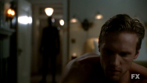 Teddy Sears in American Horror Story nell'episodio Rubber Man (stagione 1)