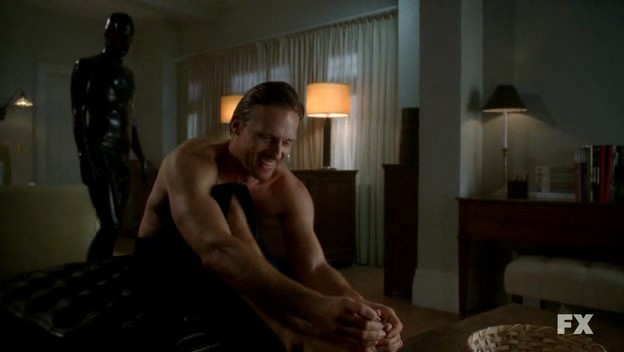 Teddy Sears nell'episodio Rubber Man (stagione 1) in American Horror Story