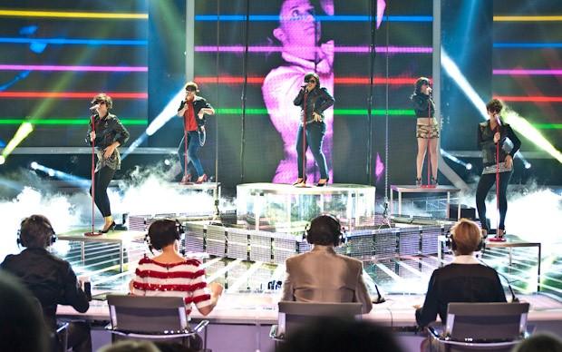 X-Factor 5: Le 5 cantano Single Ladies nella seconda puntata