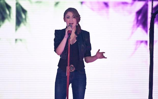 X-Factor 5: Nicole Tuzii canta La differenza tra te e me nella seconda puntata