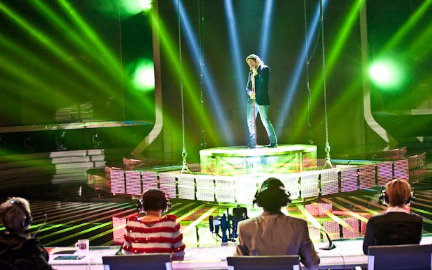 X-Factor 5: Valerio De Rosa canta Don't let me be misunderstood nella seconda puntata