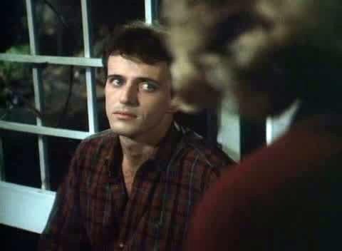 Aidan Quinn in An Early Frost, dramma televisivo del 1985