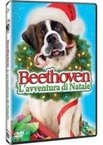 La copertina di Beethoven - L'avventura di Natale (dvd)