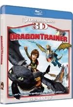 La copertina di Dragon Trainer 3D (blu-ray)