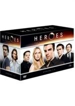 La copertina di Heroes - The Complete Collection (dvd)