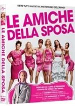 La copertina di Le amiche della sposa (dvd)
