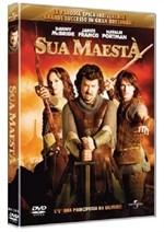 La copertina di Sua Maestà (dvd)
