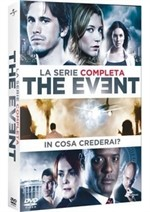La copertina di The Event - La serie completa (dvd)