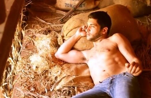 Vito Mancini in una foto sexy