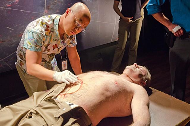 Dexter: C.S. Lee nell'episodio Get Gellar