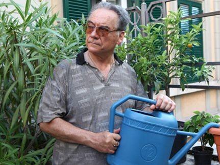 Il giallo di Via Poma: Giorgio Colangeli è Pietro Vanacore, portiere dello stabile