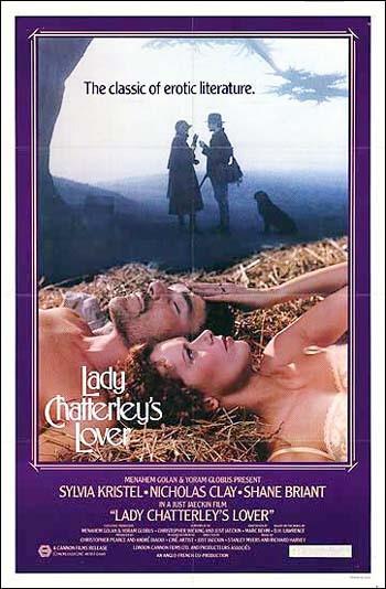 L'amante di Lady Chatterley: la locandina del film