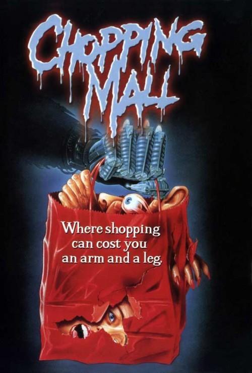 Supermarket horror: una seconda locandina del film