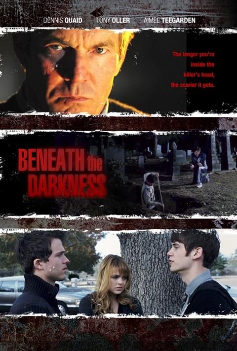 Beneath the Darkness: la locandina del film