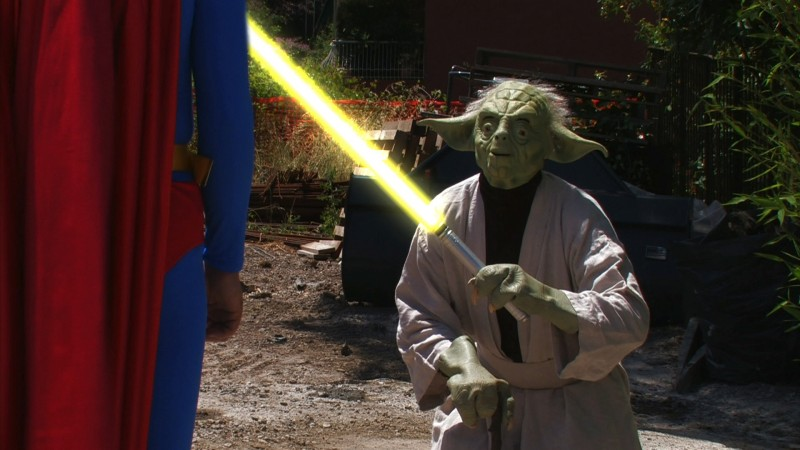 In Capitan Basilico 2 c'è anche Yoda!