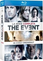 La copertina di The Event - La serie completa (blu-ray)