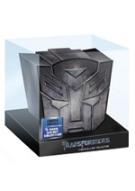 La copertina di Transformers - Big Head Special Edition (blu-ray)