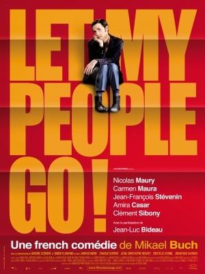 Let My People Go!: la locandina del film