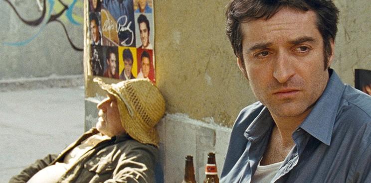 Americano: Mathieu Demy una sequenza del film