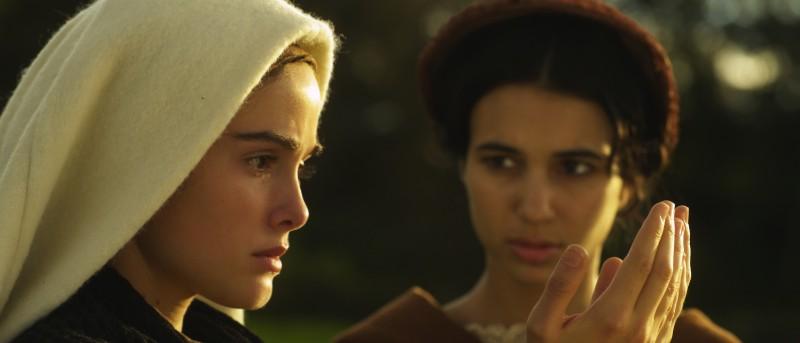 Katia Cuq nel dramma religioso Je m'appelle Bernadette