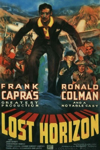 Orizzonte perduto: la locandina del film