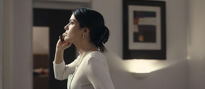 Salma Hayek ne La chispa de la vida: una scena del film