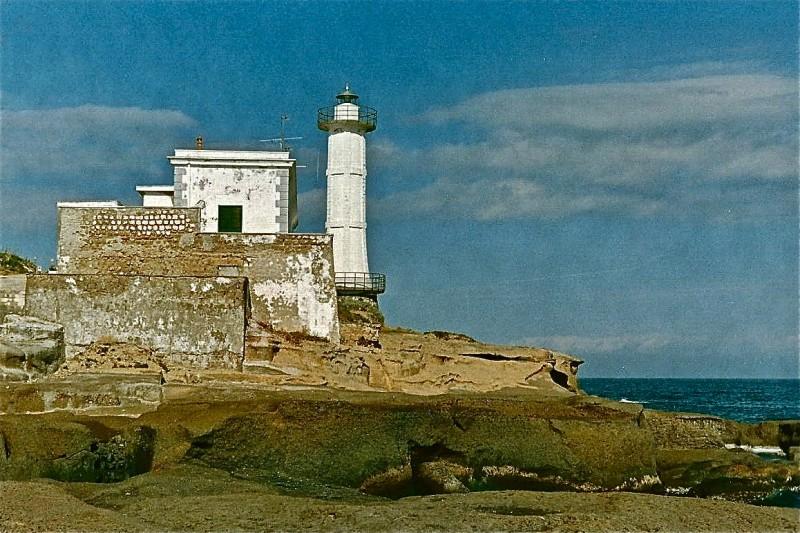 Un Amore Sconosciuto- Il faro dell'isola (scenografia di Giuseppe Pirrotta)