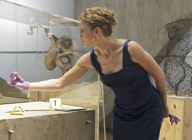 Castle: Kristin Lehman nell'episodio Eye of the Beholder