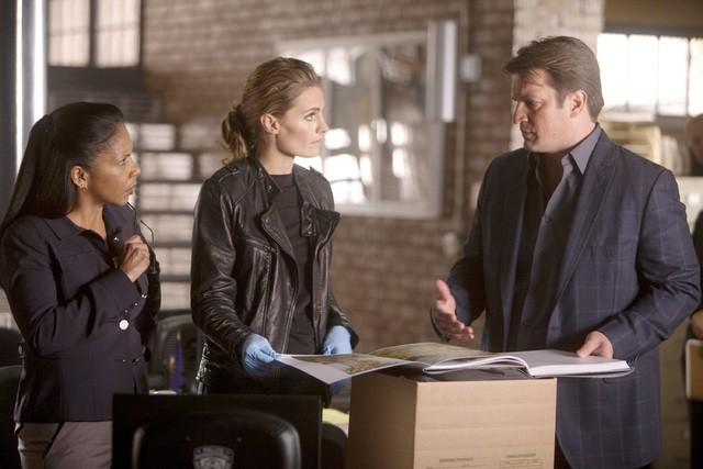 Castle: Nathan Fillion, Stana Katic e Penny Johnson Jerald nell'episodio Kill Shot