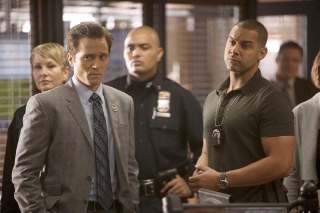 Castle: Seamus Dever e Jon Huertas nell'episodio Kill Shot