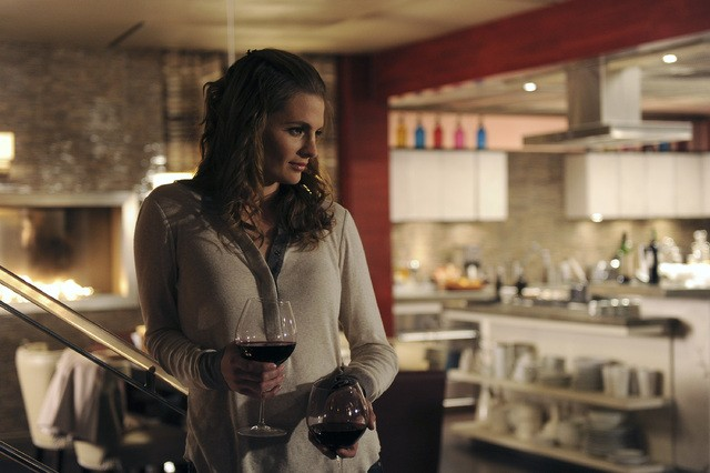 Castle: Stana Katic nell'episodio Cops & Robbers