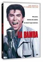 La copertina di La Bamba (dvd)