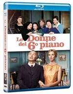 La copertina di Le donne del 6° piano (blu-ray)