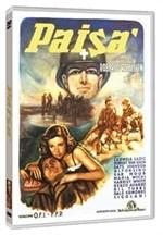 La copertina di Paisà (dvd)