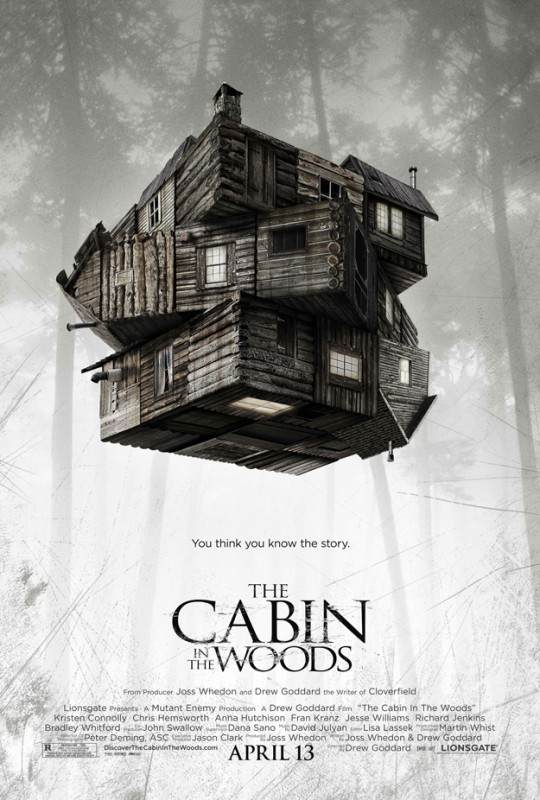 The Cabin in the Woods: nuova locandina