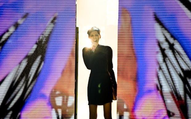 X-Factor 5: Antonella Lo Coco canta Strict Machine nella terza puntata