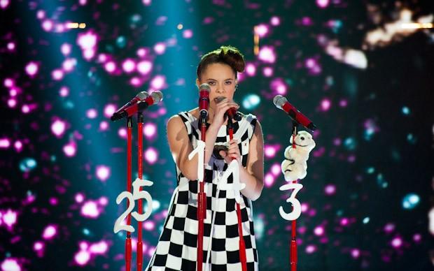 X-Factor 5: Francesca Michielin si esibisce in Tainted Love nella terza puntata