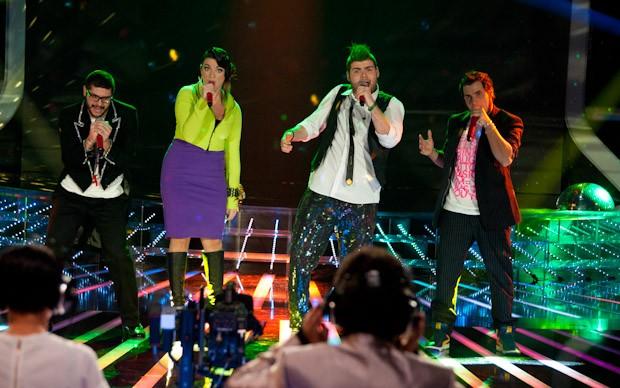 X-Factor 5: I Moderni cantano Judas nella terza puntata