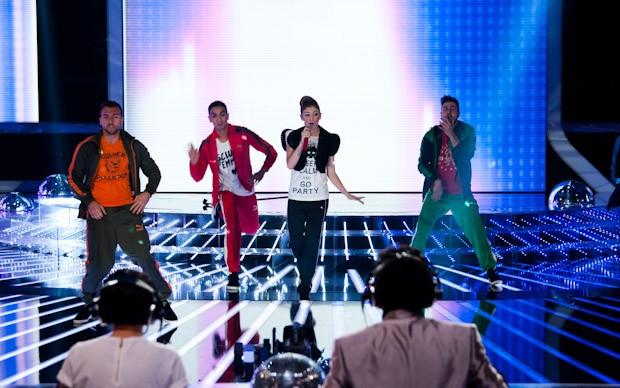 X-Factor 5: Nicole Tuzii canta Born This Way nella terza puntata
